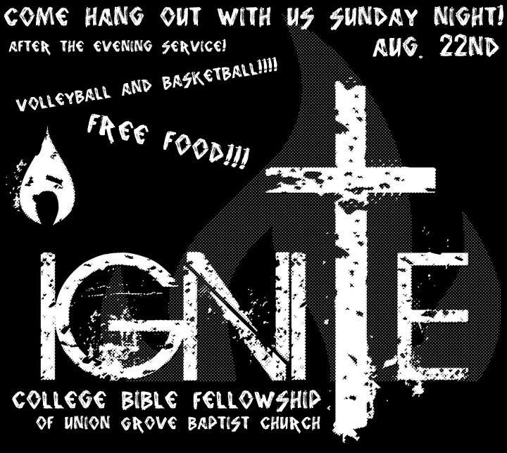 Youth Pastor Church Nite: A Few Flyers/Posters I Have Made Recently