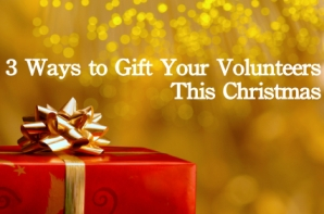 Gifting Your Volunteers