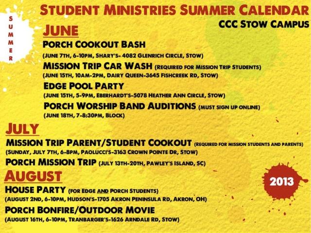 2013 Student Summer Cal (jpeg)
