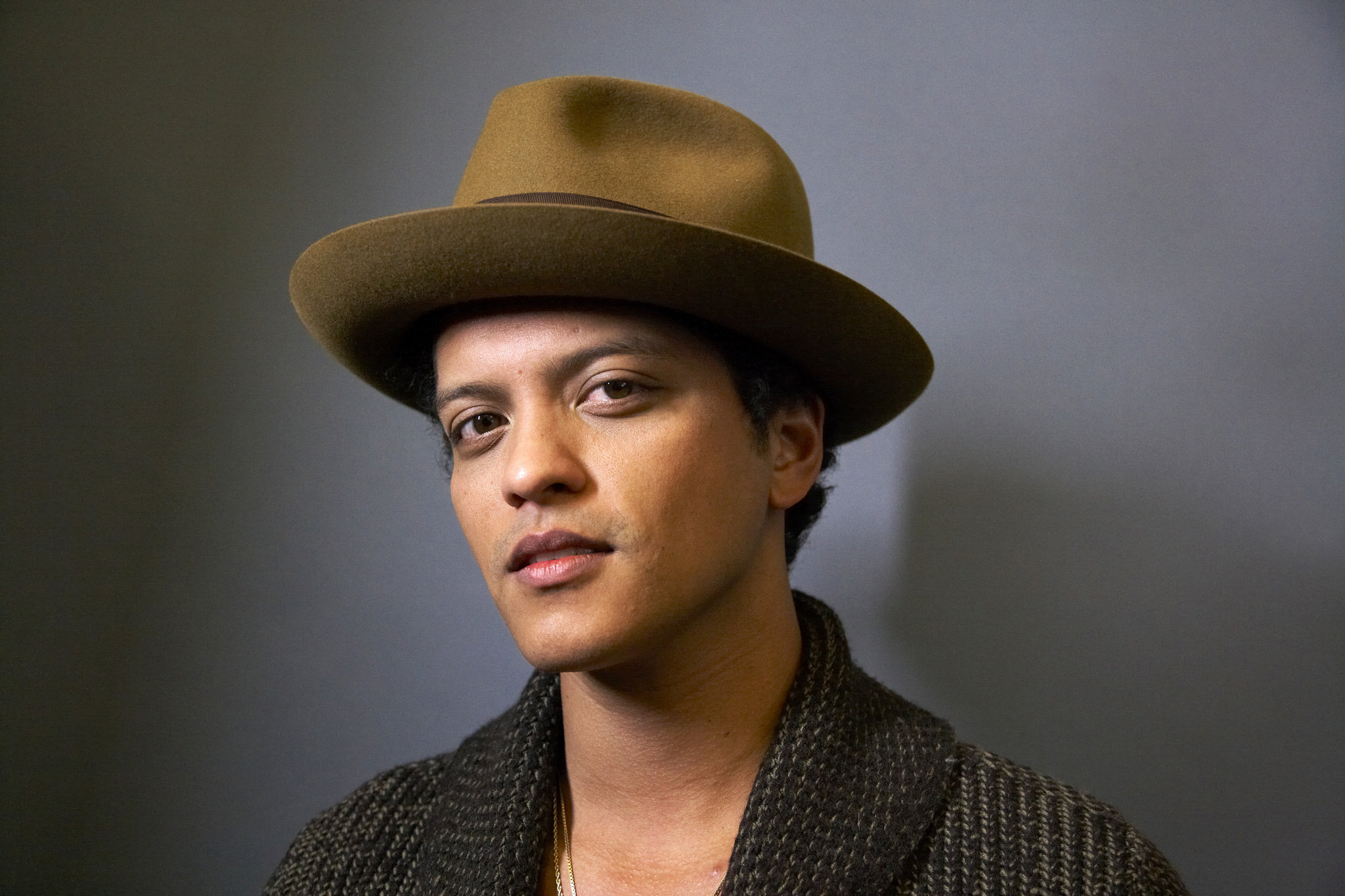 What Bruno Mars Is Teaching Teens