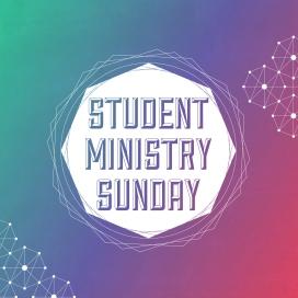 Student Ministry Sunday Social Media